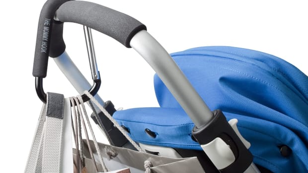 The Mommy Hook: A Must-Have Stroller Accessory