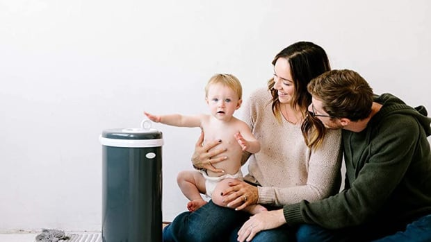 Why We Love the Ubbi Eco-Friendly Diaper Pail