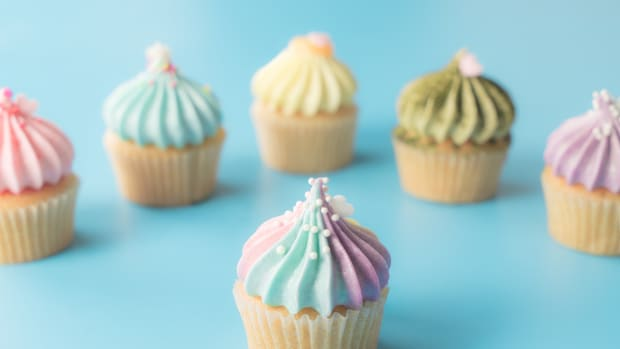 How to Make Healthier and Super Cute Rainbow Cupcakes