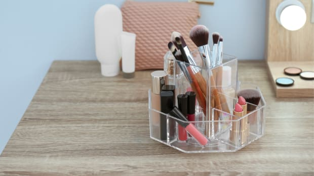 The Best Beauty Product Organizers