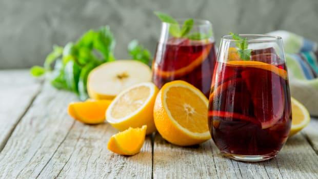 Winter Sangria Recipe