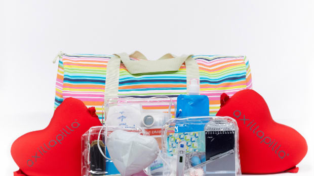 BFFL Maternity Overnight Bag