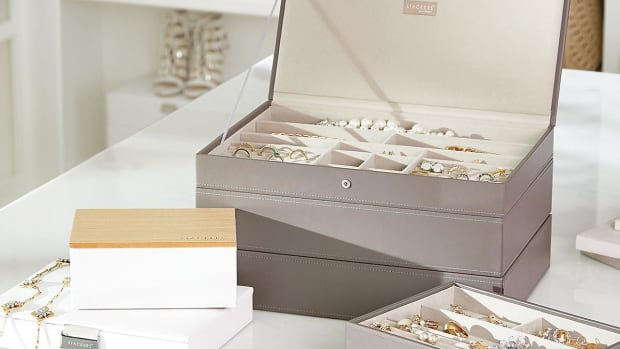 5 Pretty Ways To Organize Your Jewelry