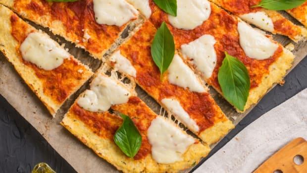 Favorite Cauliflower Pizza Recipe