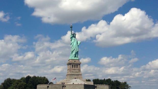 NYC Adventures to Liberty and Ellis Island