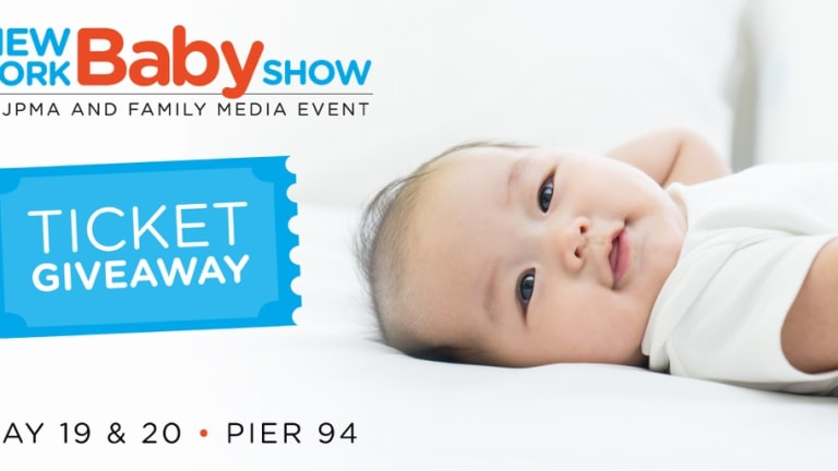 Get Your Free Ticket to the New York Baby Show