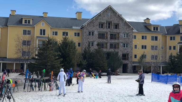 Okemo Mountain Resort Is for Families
