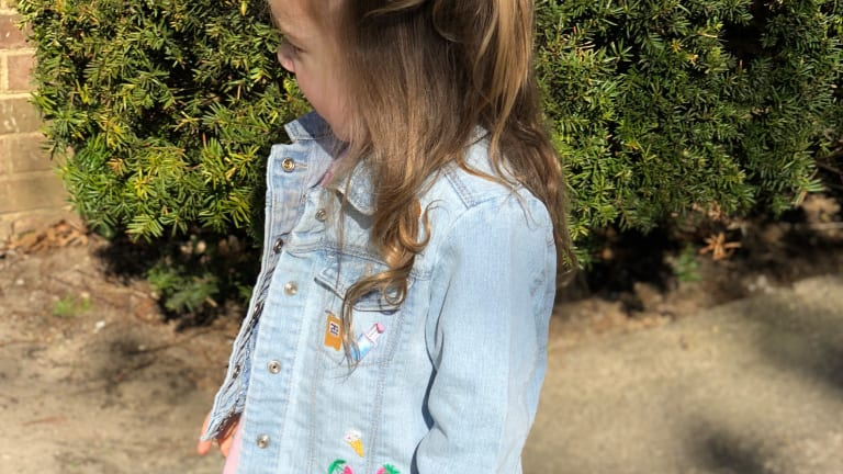 The Must-Have Spring Jacket for Girls