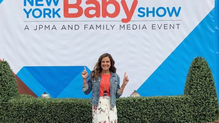2018 New York Baby Show Highlights