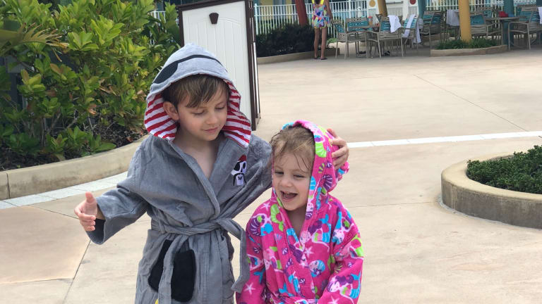 Cool at the Pool: The Best Summer Robes for Kiddos