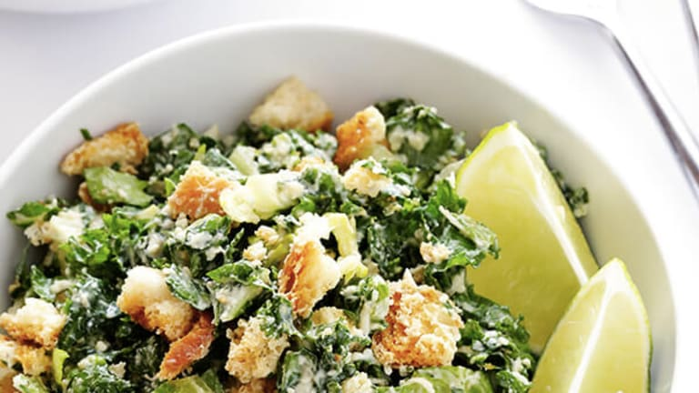 The Most Delicious & Creative Caesar-Salad Recipes