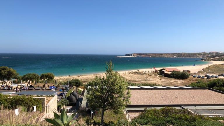 Uncrowded Algarve at Martinhal Sagres Luxury Family Resort