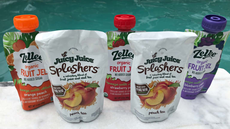 Must Try Fruit Pouches and Juice Boxes for Moms