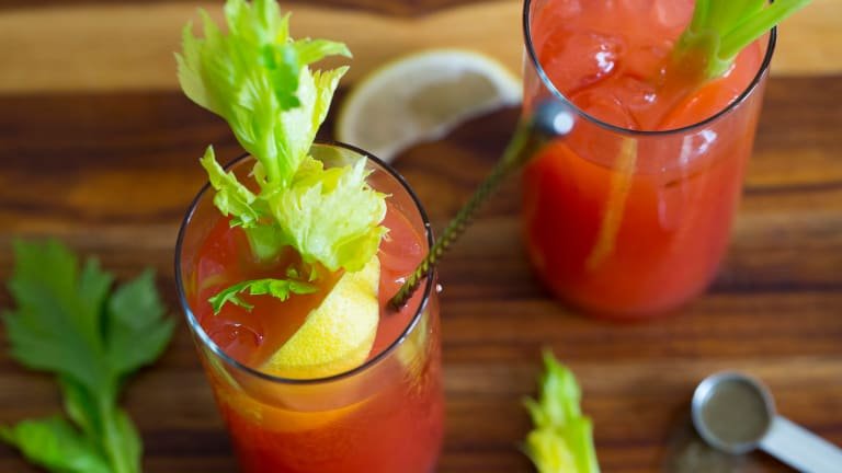 A Thai Inspired Bloody Mary That Will Knock Your Socks Off