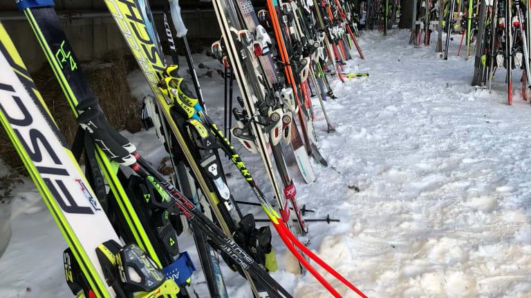 Save Money at a Ski Swap