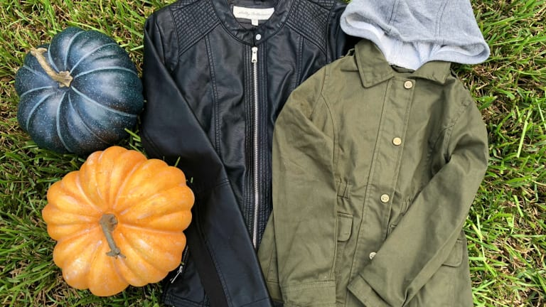 Stylish and Budget Friendly Mommy and Me Fall Jackets
