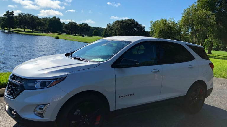 The Perfect Weekend Getaway Car: Chevy Equinox