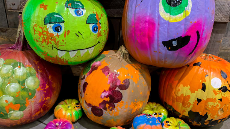 6 Last-Minute No-Carve Pumpkin-Decorating Ideas