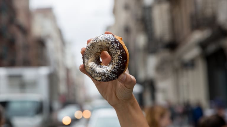 The Do's and Donuts of Treating Yourself This Season