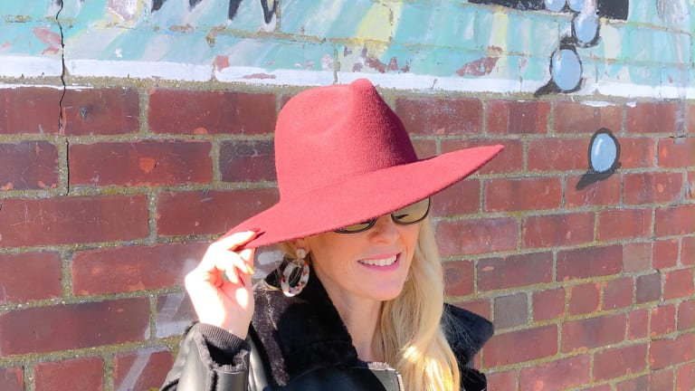 How to Style a Hat