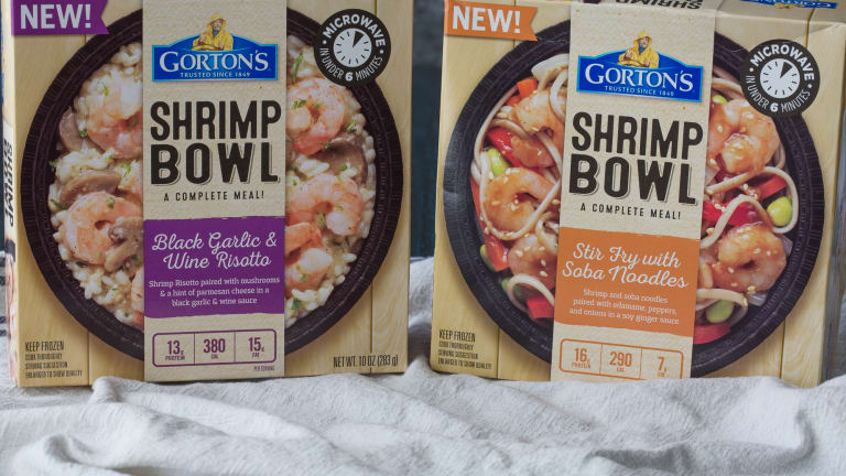 A Gorton's Shrimp Bowl For Everyone