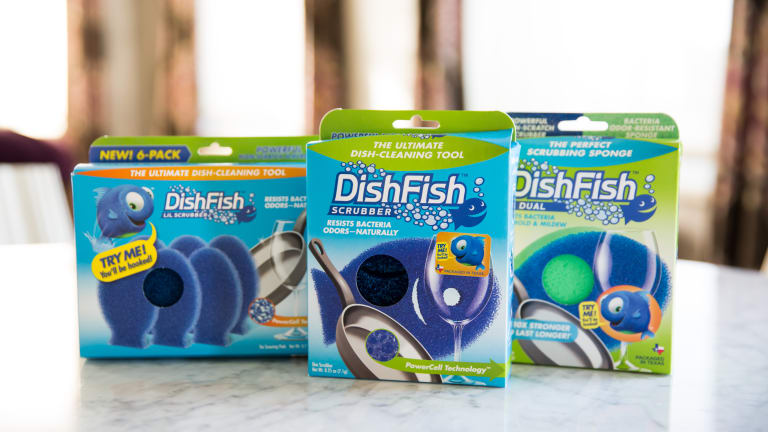 Simplify Holiday Cleaning With DishFish