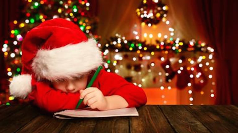 Tips on writing and receiving letters from Santa