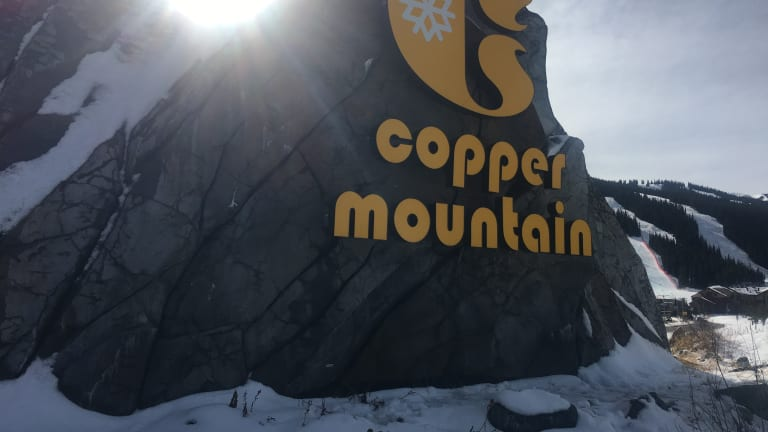 Copper Mountain Family Ski Trip