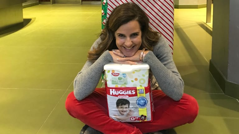 Host a Huggies Diaper Drive
