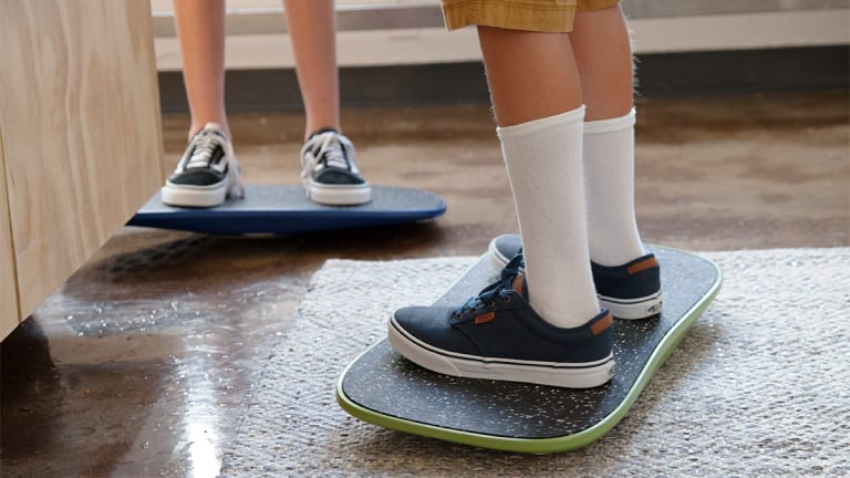 The Grade-Balance Board for Kids