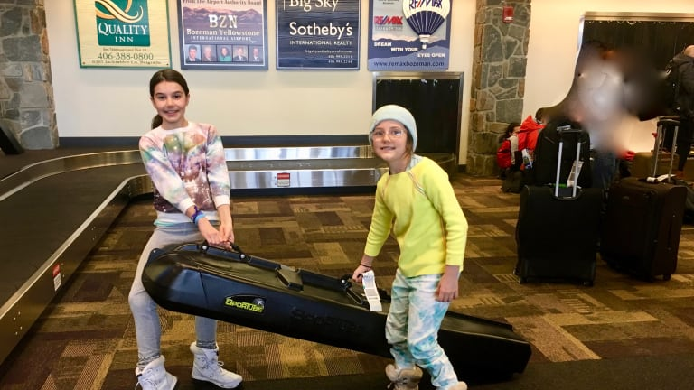 How to Pack Your Skis for a Vacation