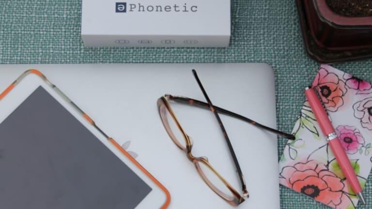 Say Goodbye to Digital Eye Strain With Phonetic Eyewear