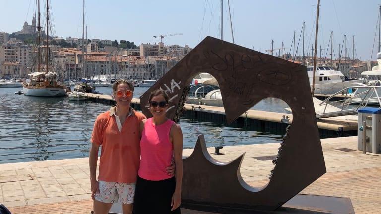 Visiting Marseille France Old Port