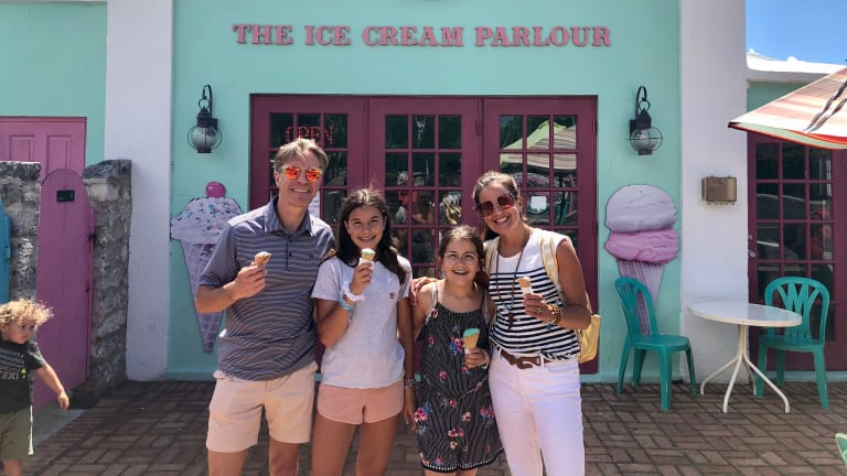Fun Kid-Friendly Places to Eat in Bermuda