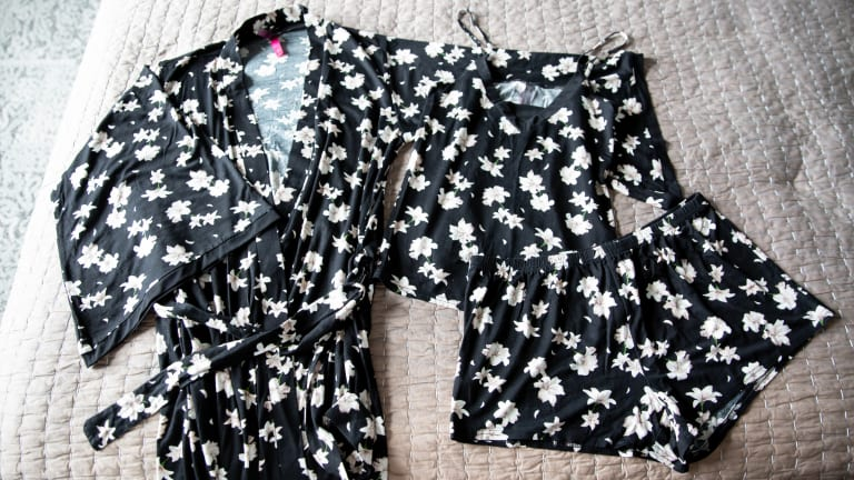 Why You Deserve Pretty Sleepwear