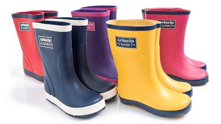 Mini Style: Cute & Functional Rain Gear