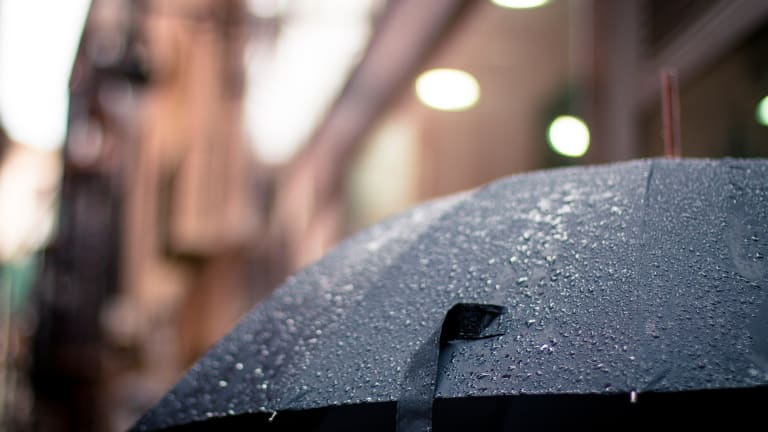 Spring Must Have: Monogrammed Rain Jacket