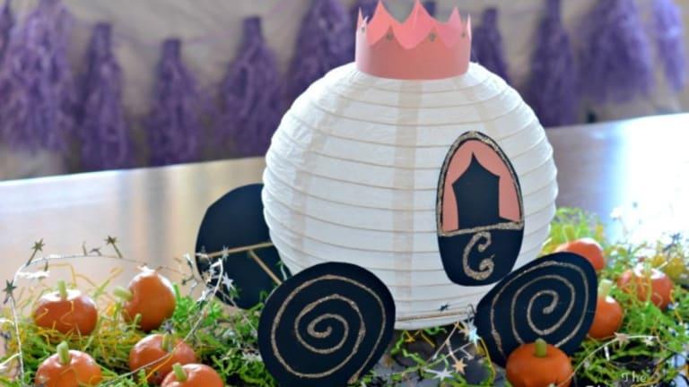 Cinderella's Royal Ball: Host a Magical Princess Party!