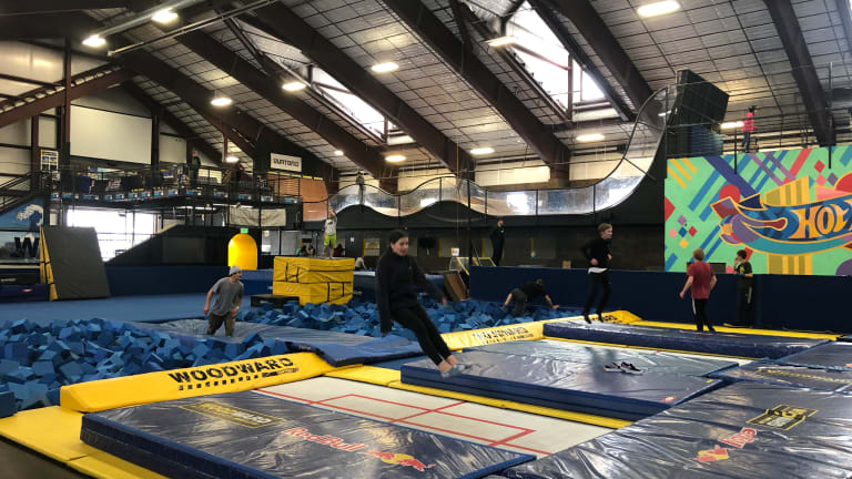 Plan an Adventure for Kids at Woodward Copper