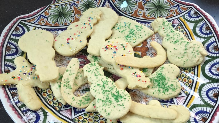Family Favorite Christmas Sugar Cookie Recipe