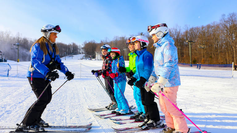 January is Learn to Ski And Snowboard Month in Pennsylvania