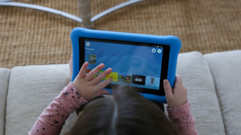 The Perfect Parent-Approved Gift: An Amazon Fire Kids Edition Tablet