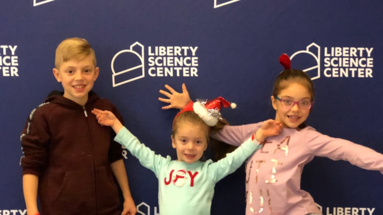 Visit Liberty Science Center #LSCwinterfun