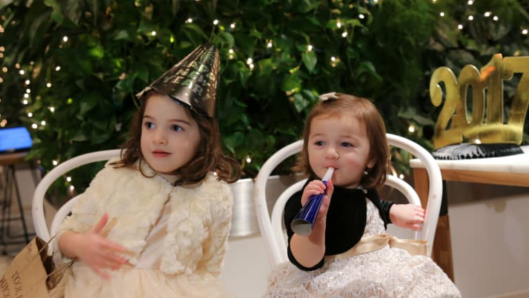 5 Kid-Friendly New Year's Eve Plans