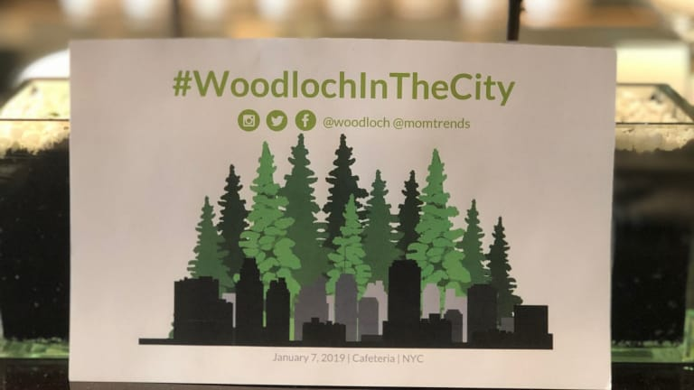 "Celebrating 60 Years ""Together"" #WoodlochintheCity"