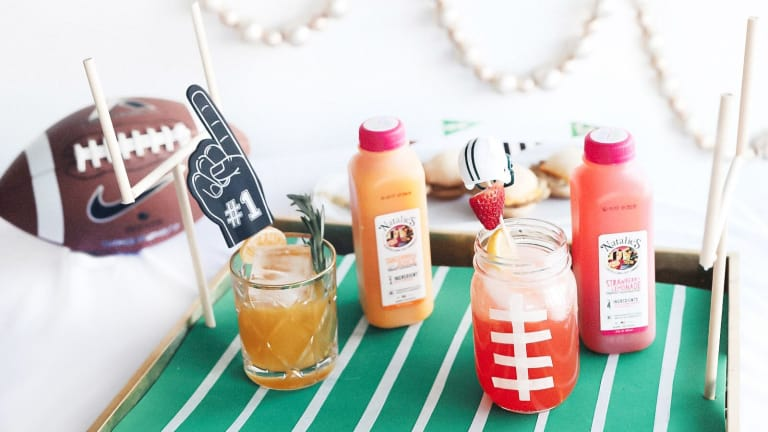 Refreshing Super-Bowl Drink Recipes