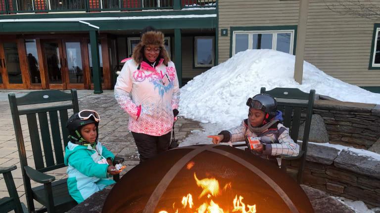 Family Fun at Mount Snow #MTSki