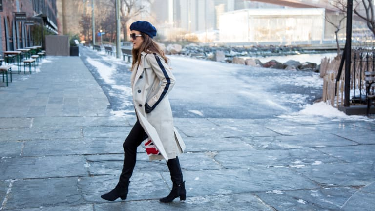 Perfect Women's Trench Coat