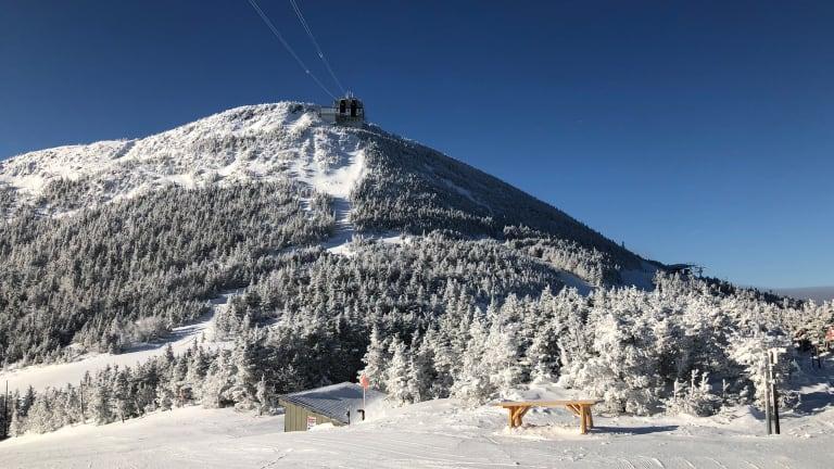 Family Trip to Jay Peak Vermont
