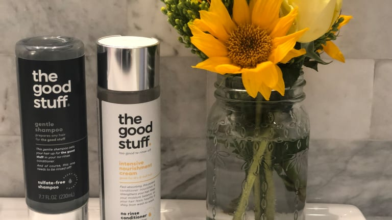 Simplifying Haircare With The Good Stuff